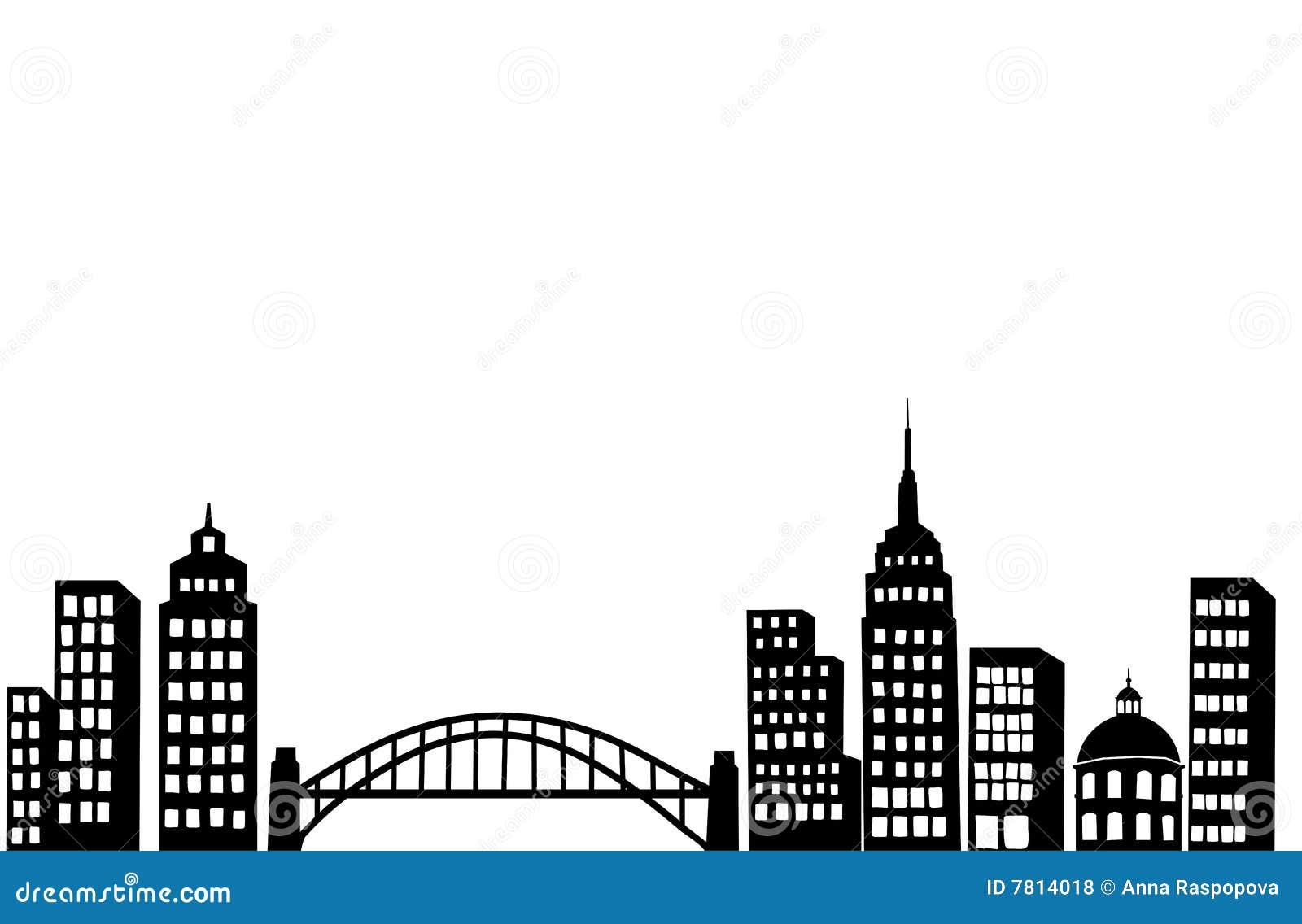 ville moderne photos libres de droits image 7814018