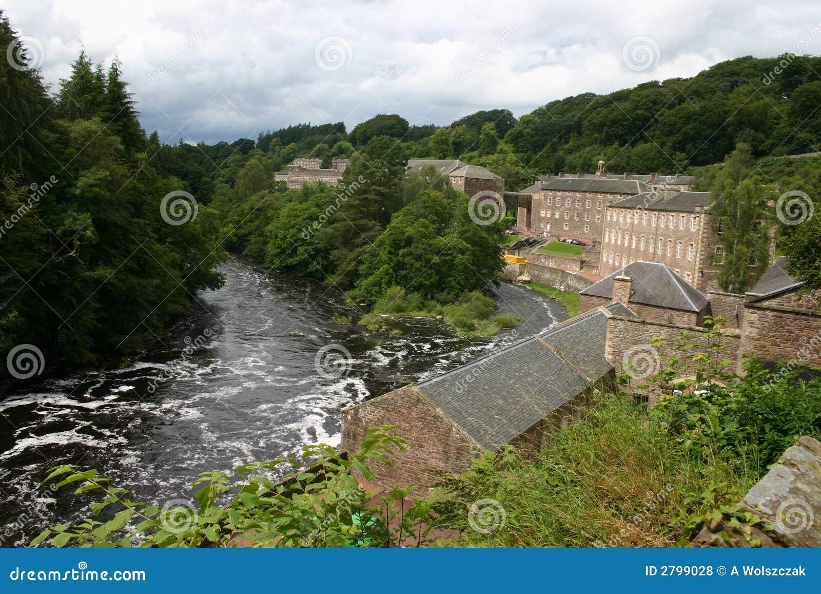 Ville neuve de Lanark