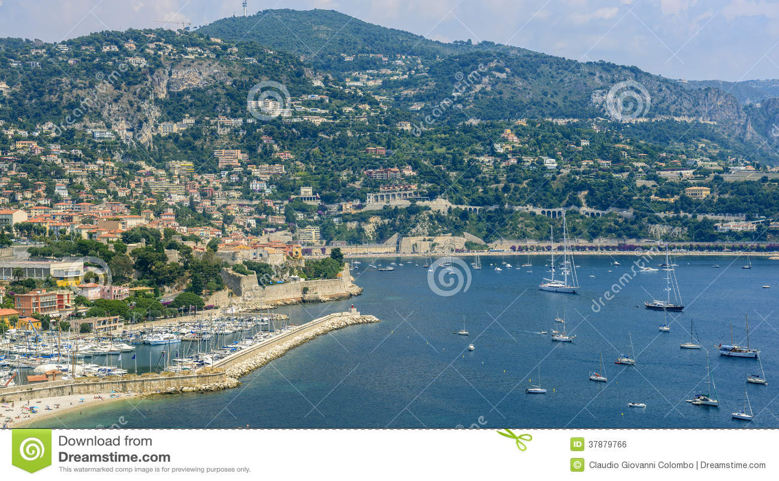 Villefranche-sur-Mer (Kooi d Azur)