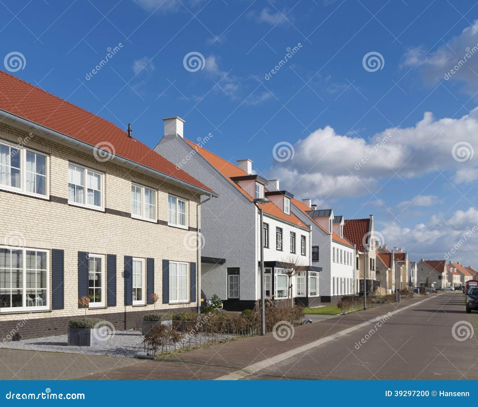Villette Fotografia Stock Immagine Di Facade Casa