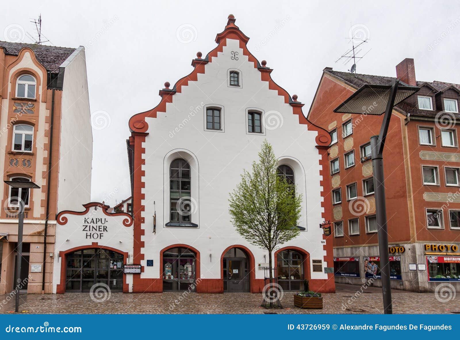 villingen schwenningen germany editorial stock image image of villingen kapuzinerhof 43726959. Black Bedroom Furniture Sets. Home Design Ideas