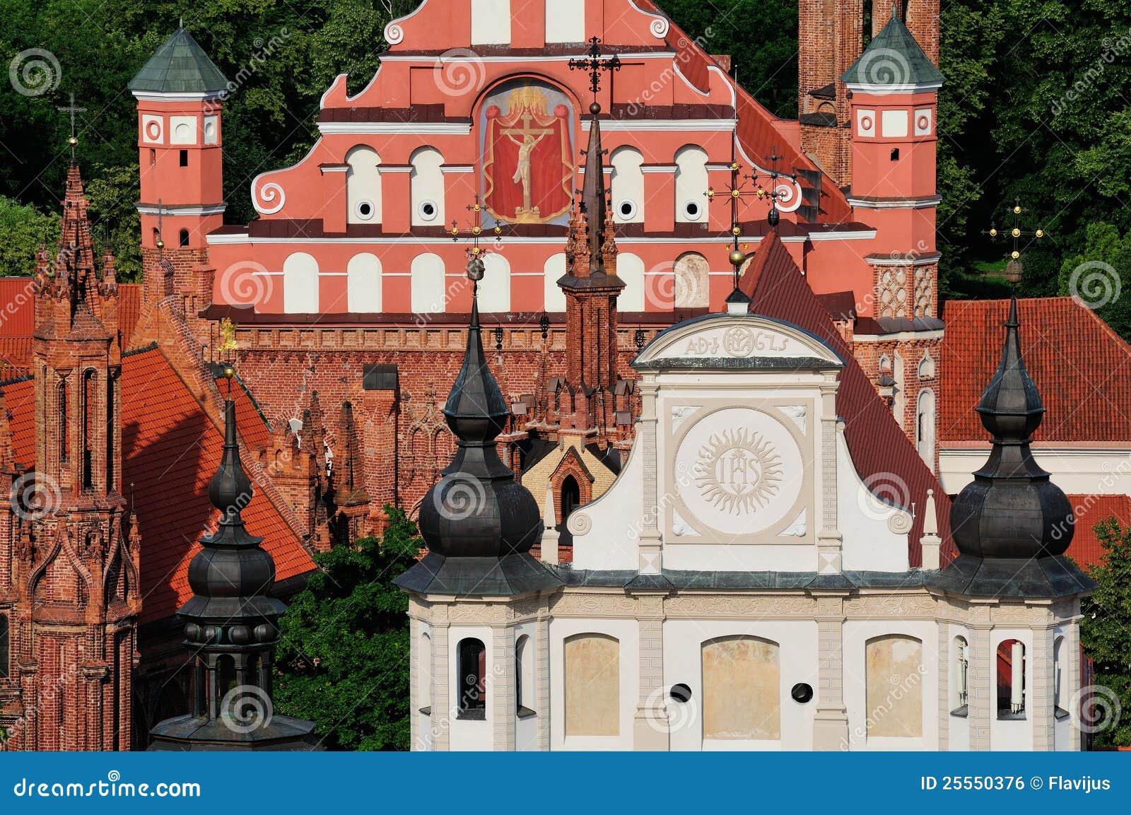 Vilnius εκκλησιών