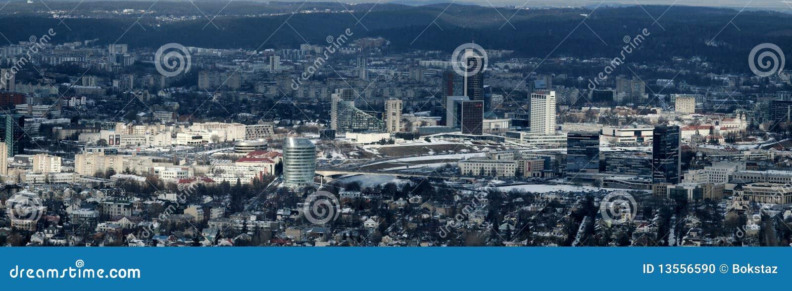 Vilnius city center