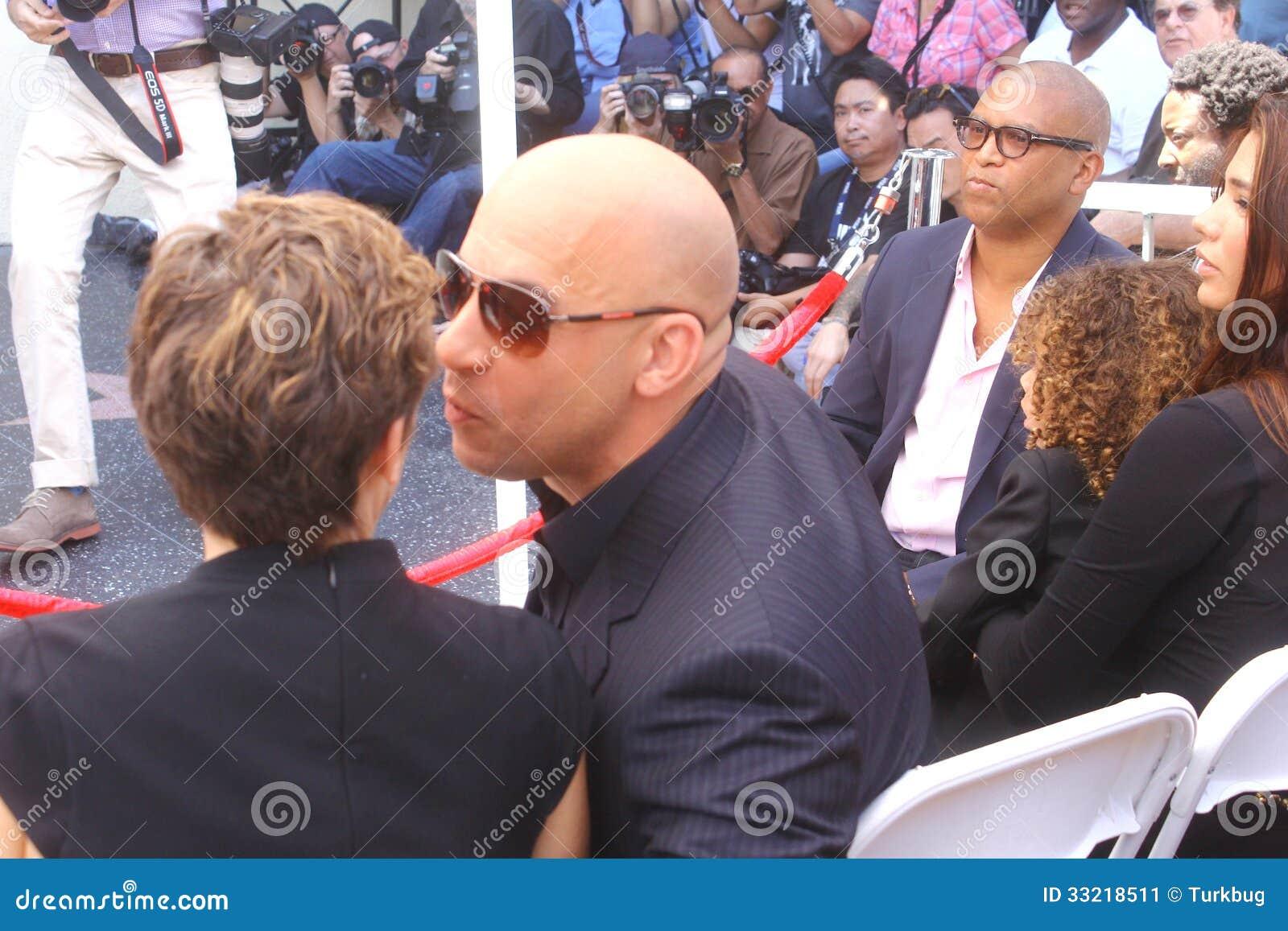 Vin Diesel And Mom Editorial Photo - Image: 33218511Vin Diesel Mother Photos
