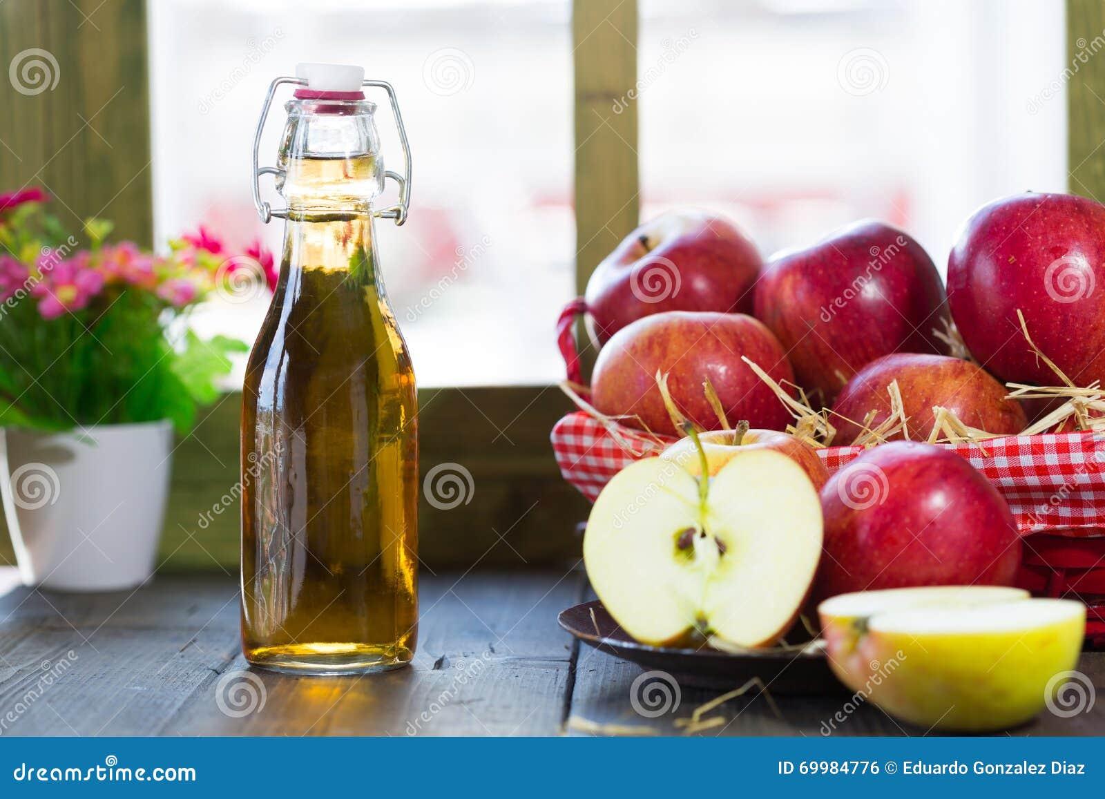 Vinaigre de cidre d Apple