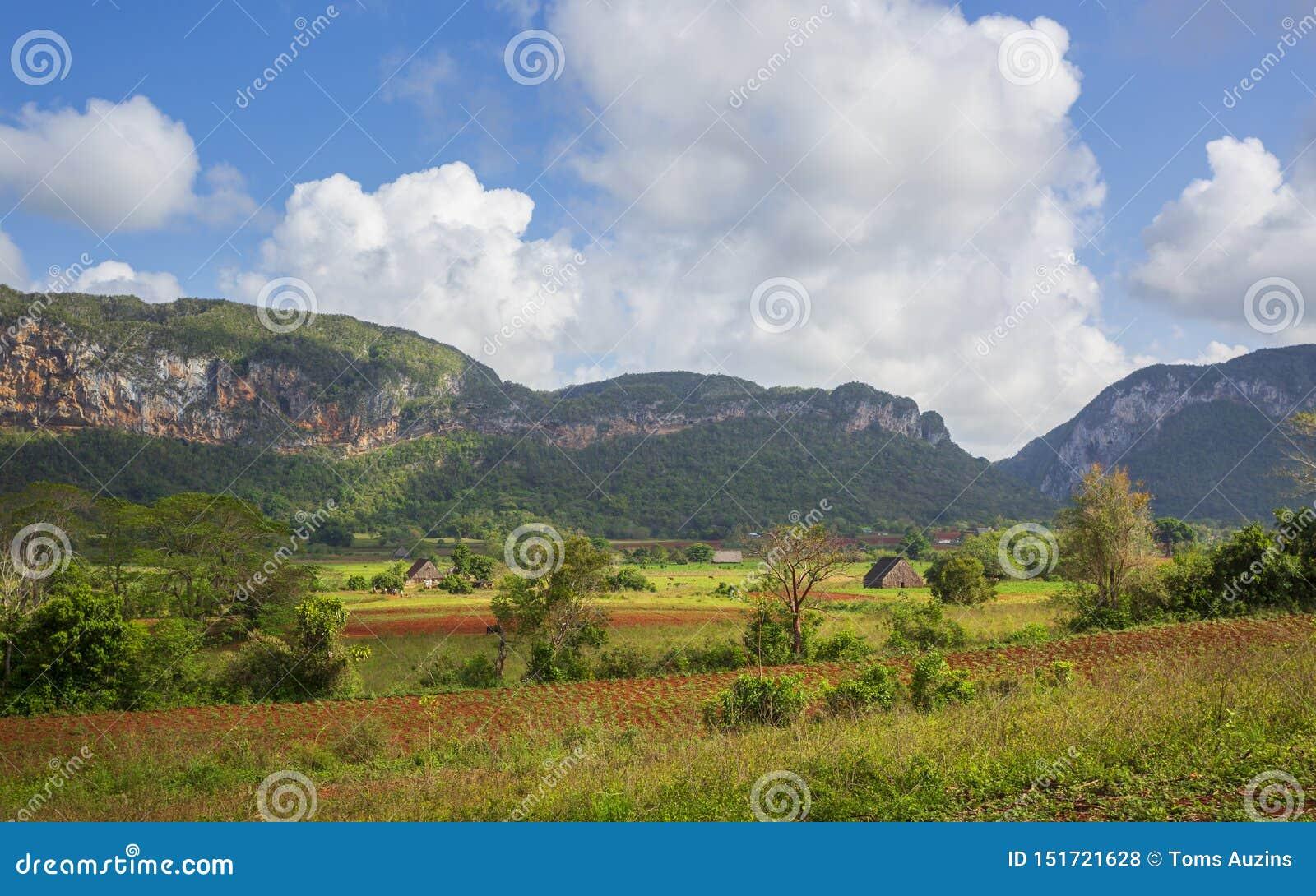 Vinales park narodowy, UNESCO, pinar del rio prowincja, Kuba