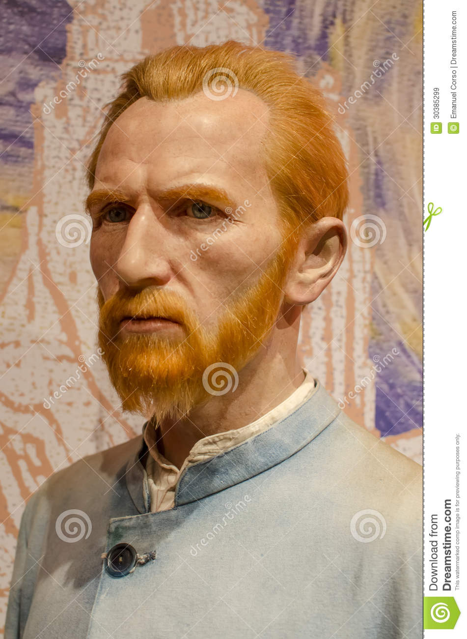 Vincent Van Gogh Editorial Stock Image Image 30385299