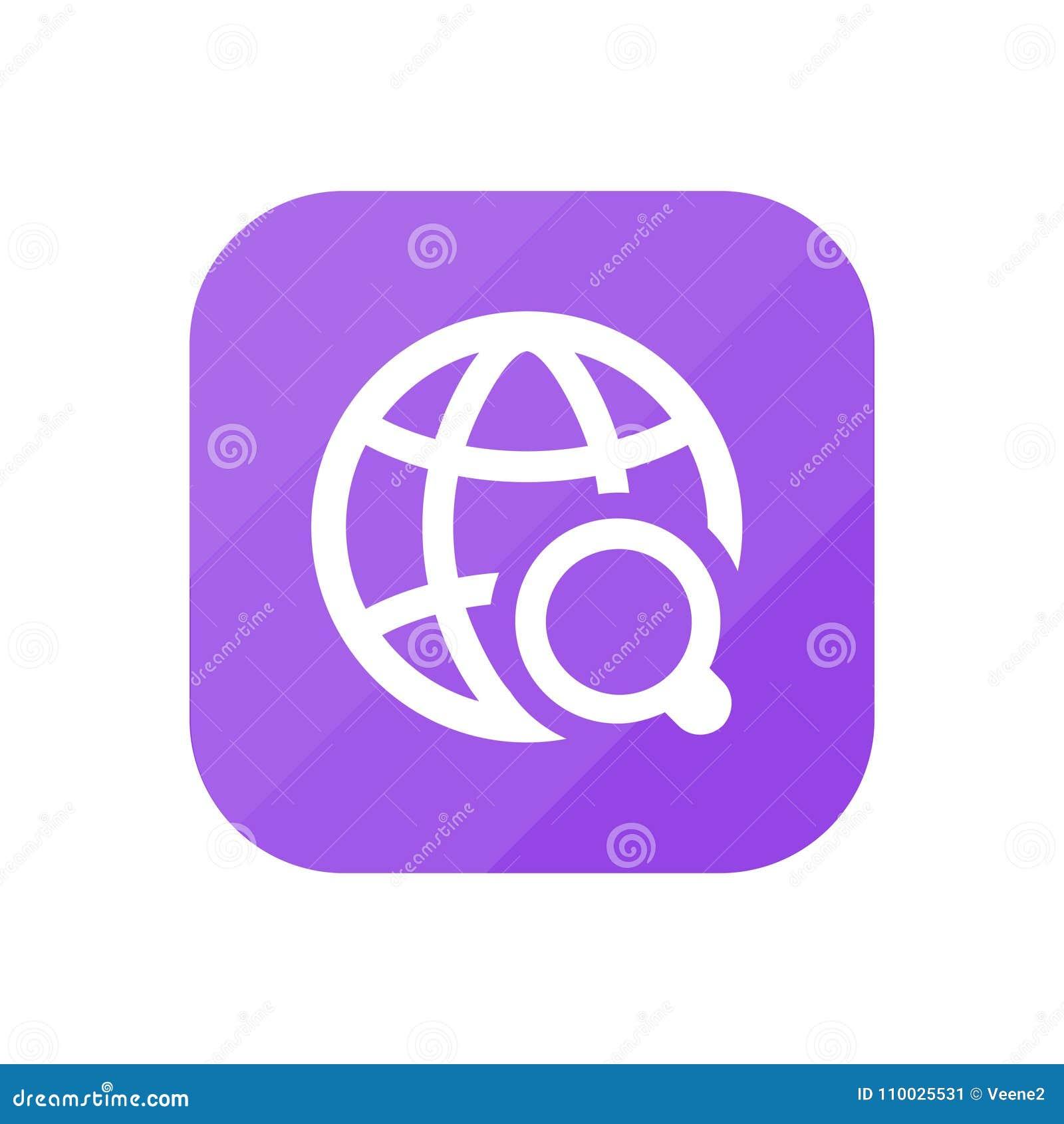Vind Plaats - App Pictogram