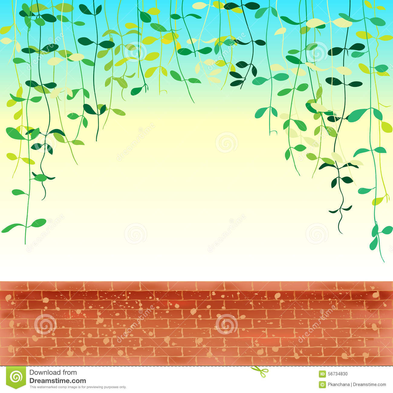 Charming Creeper Wall Decoration Pictures Inspiration - The Wall ...