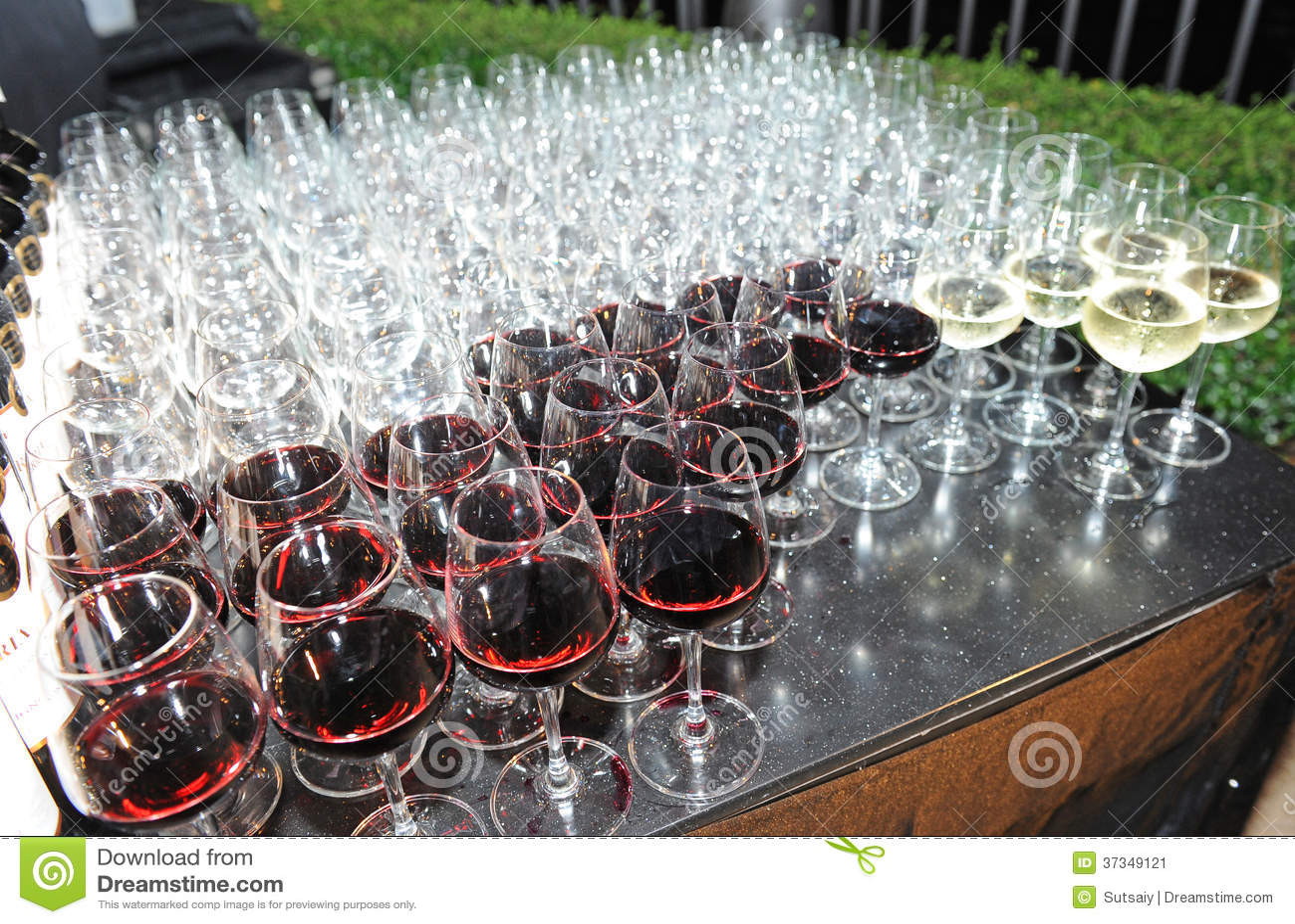 Vinexponeringsglas