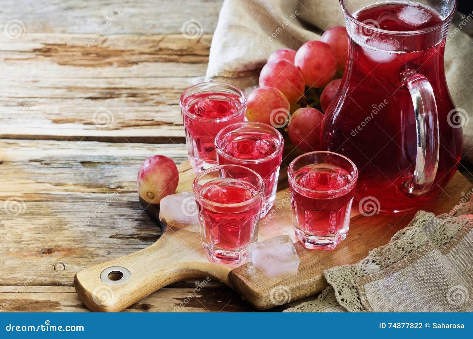 Vinho caseiro tradicional