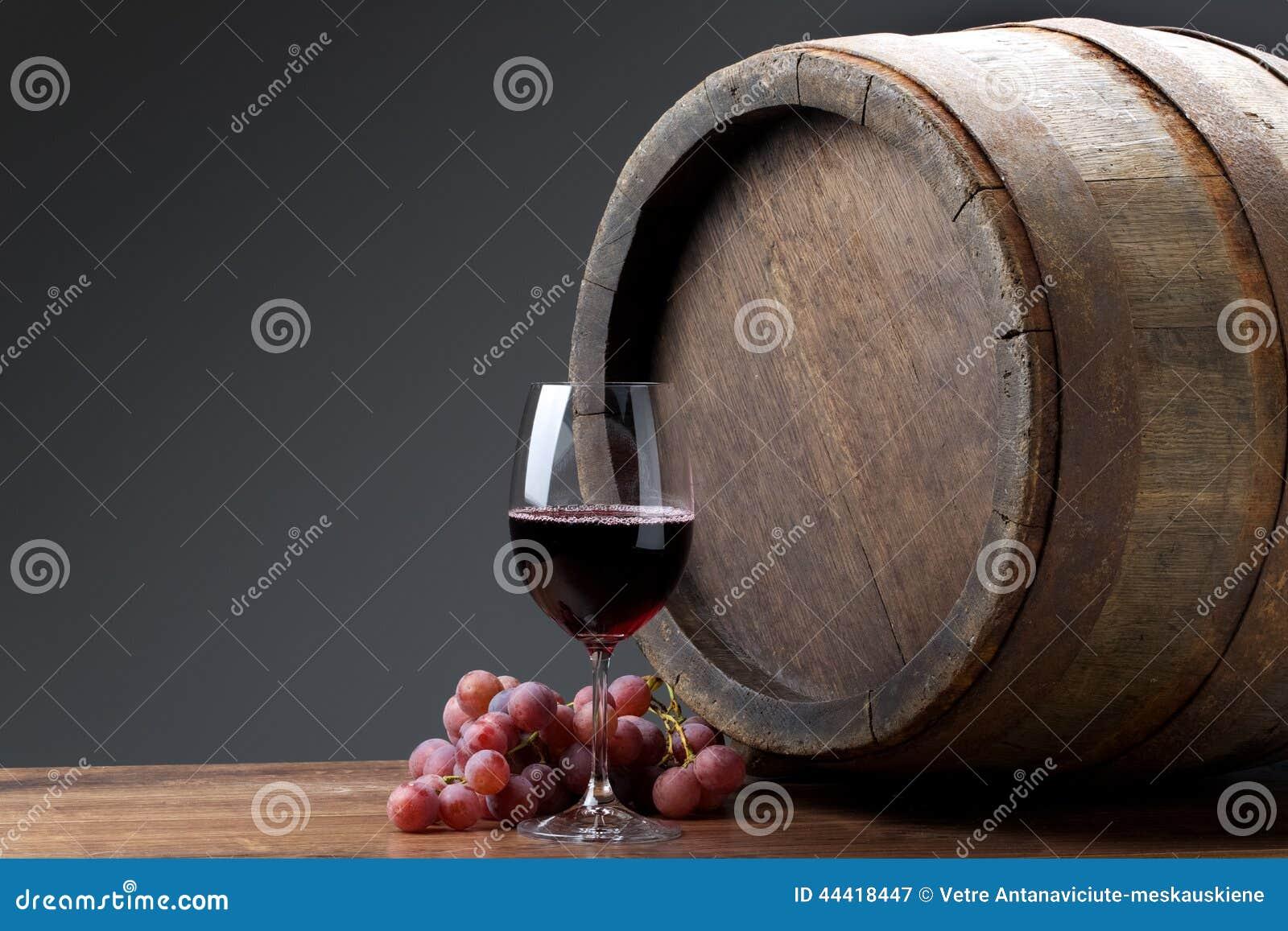 Vinho com tambor