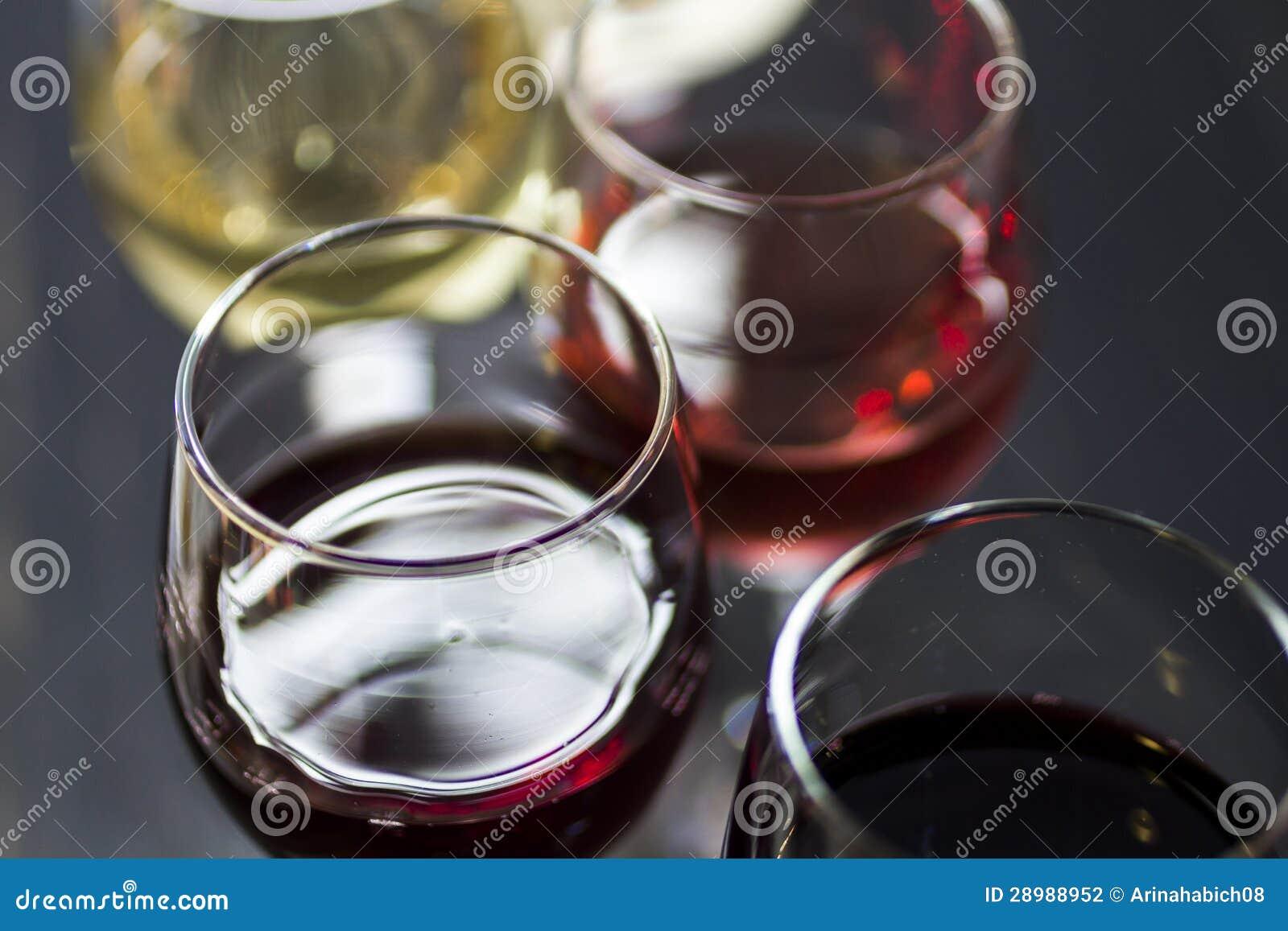 Vinho e chocolates