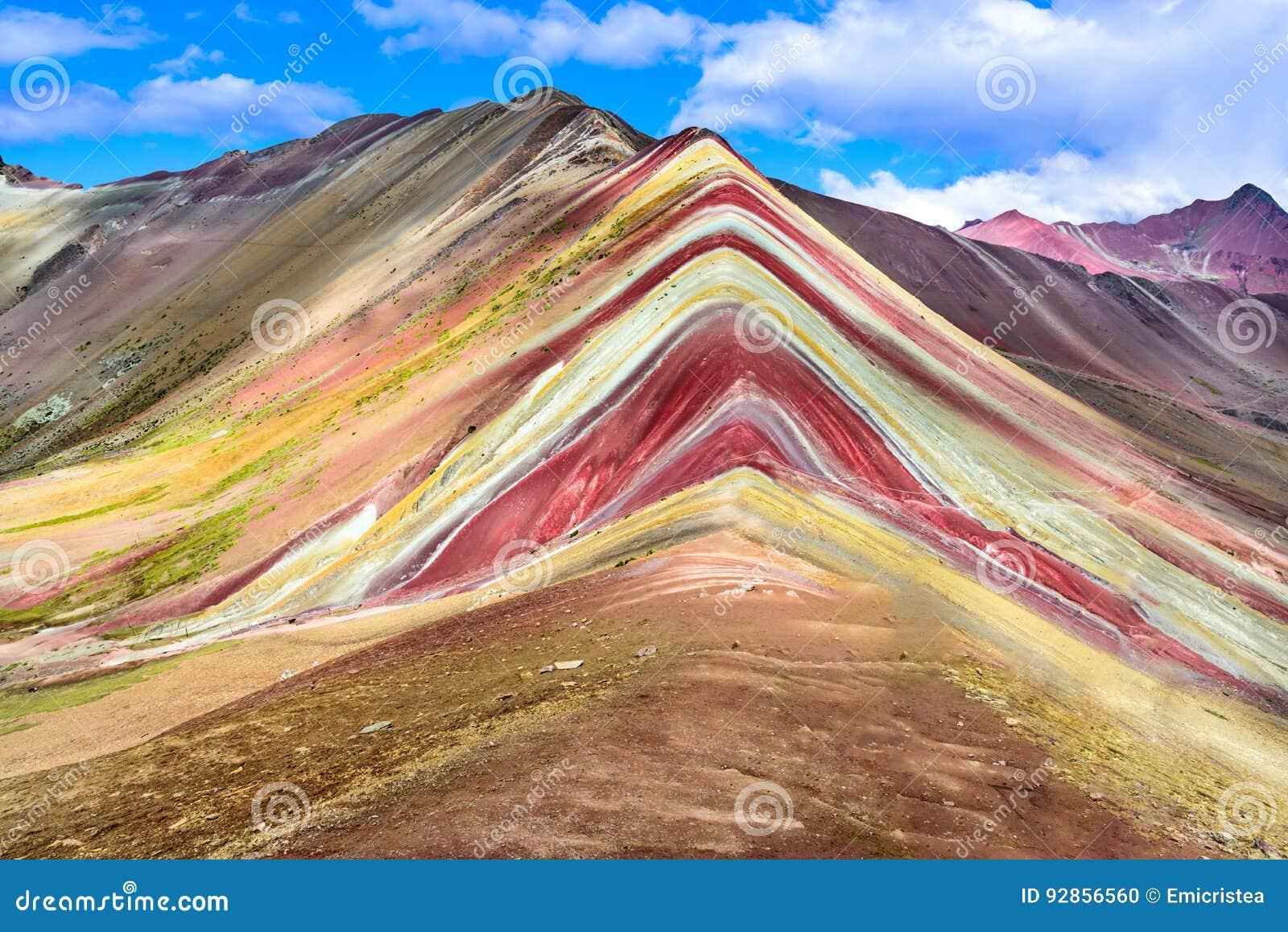 Vinicunca, Rainbow Mountain - Peru