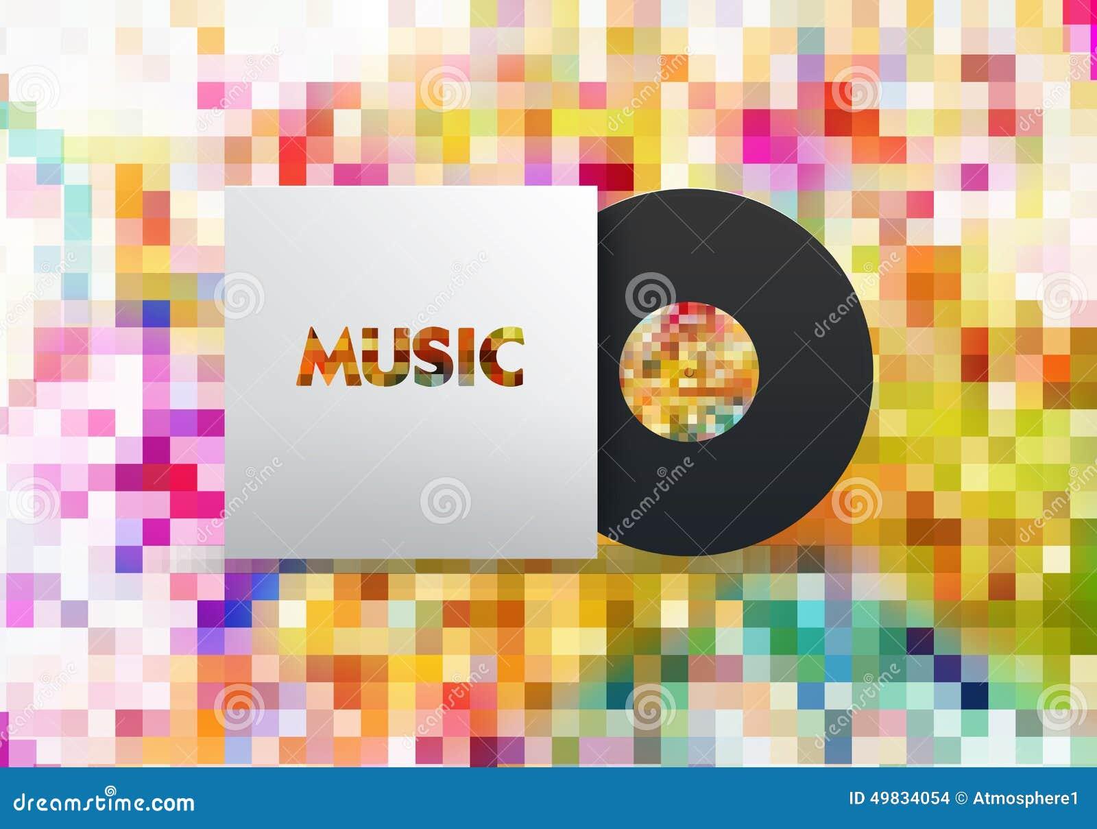 Vinilo de la música