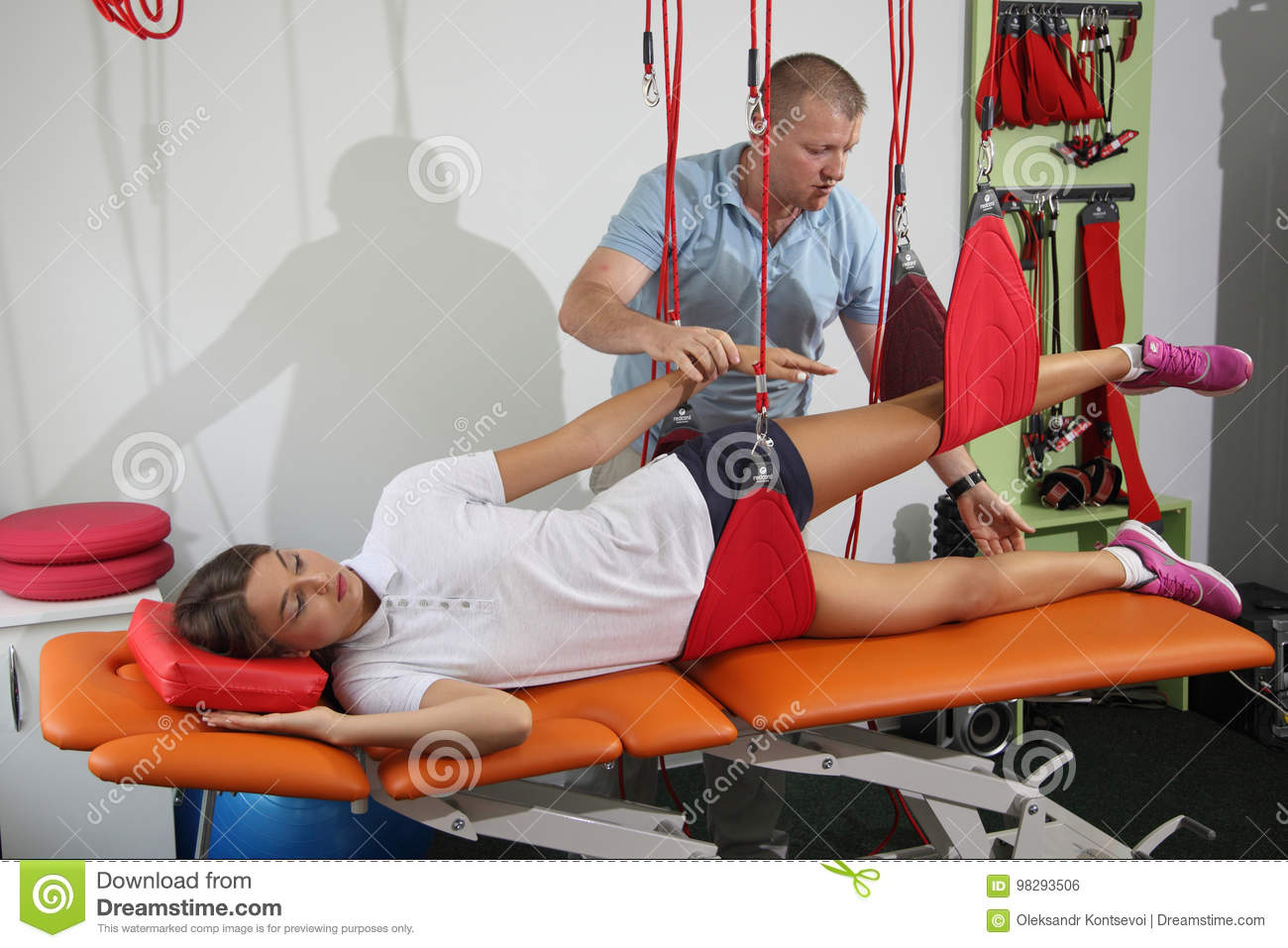 Physiotherapy equipment in Ukraine: a selection of sites
