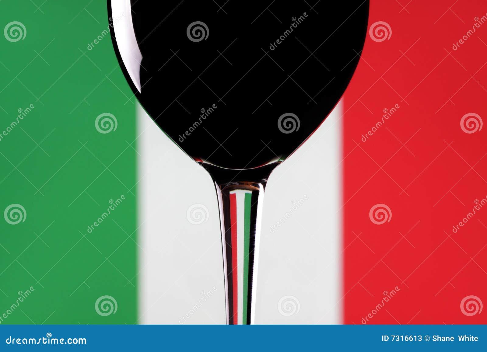 Vino italiano.