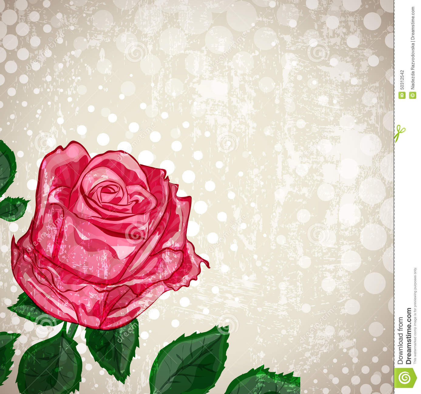 Abstract vintage background stock images image 31930534 - Vintage Abstract Rose Flower Background Stock Photography