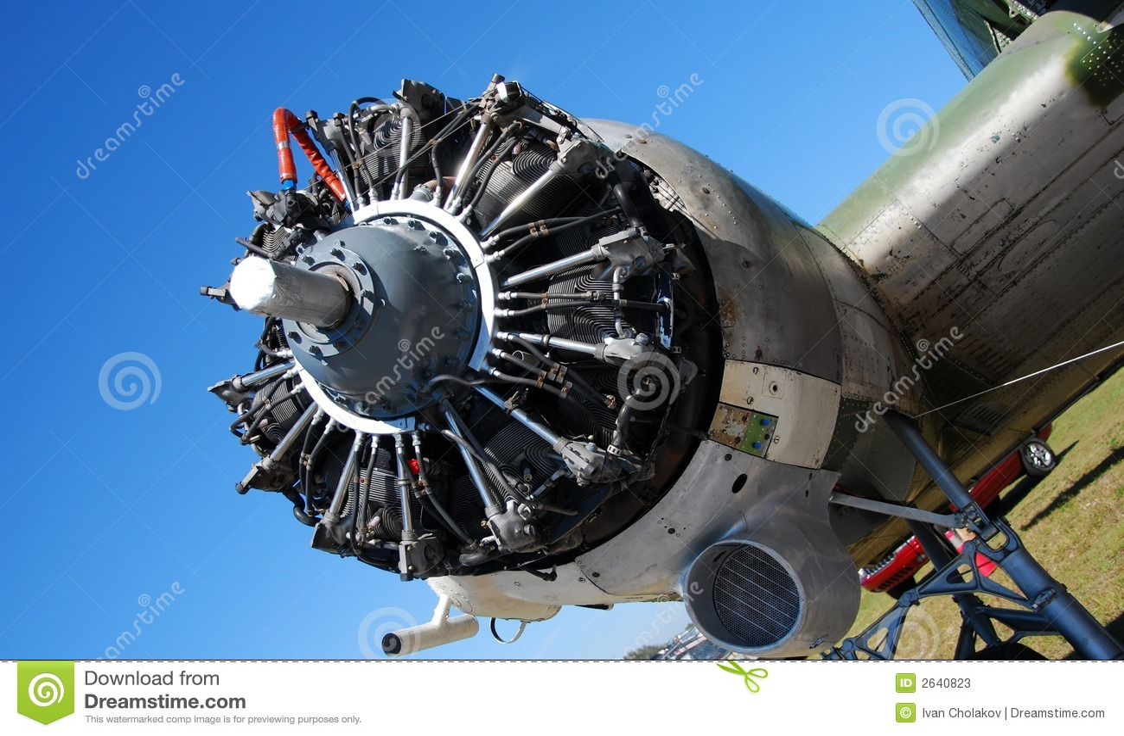 Vintage Aircraft Engines 117