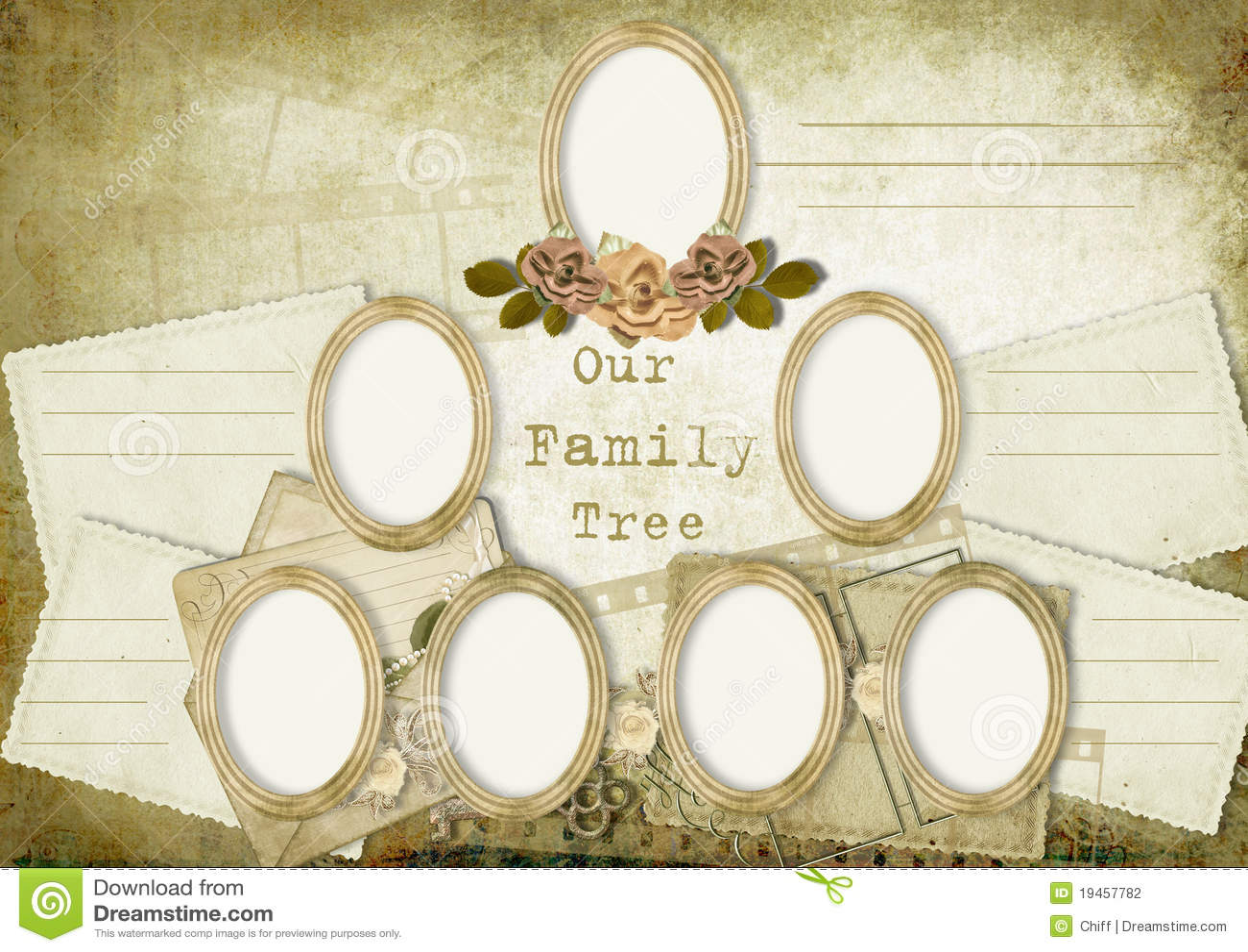 ancient family album stock photo image of original heritage 768980