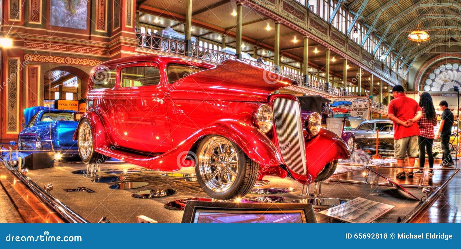 Car Show Melbourne Exhibition Building