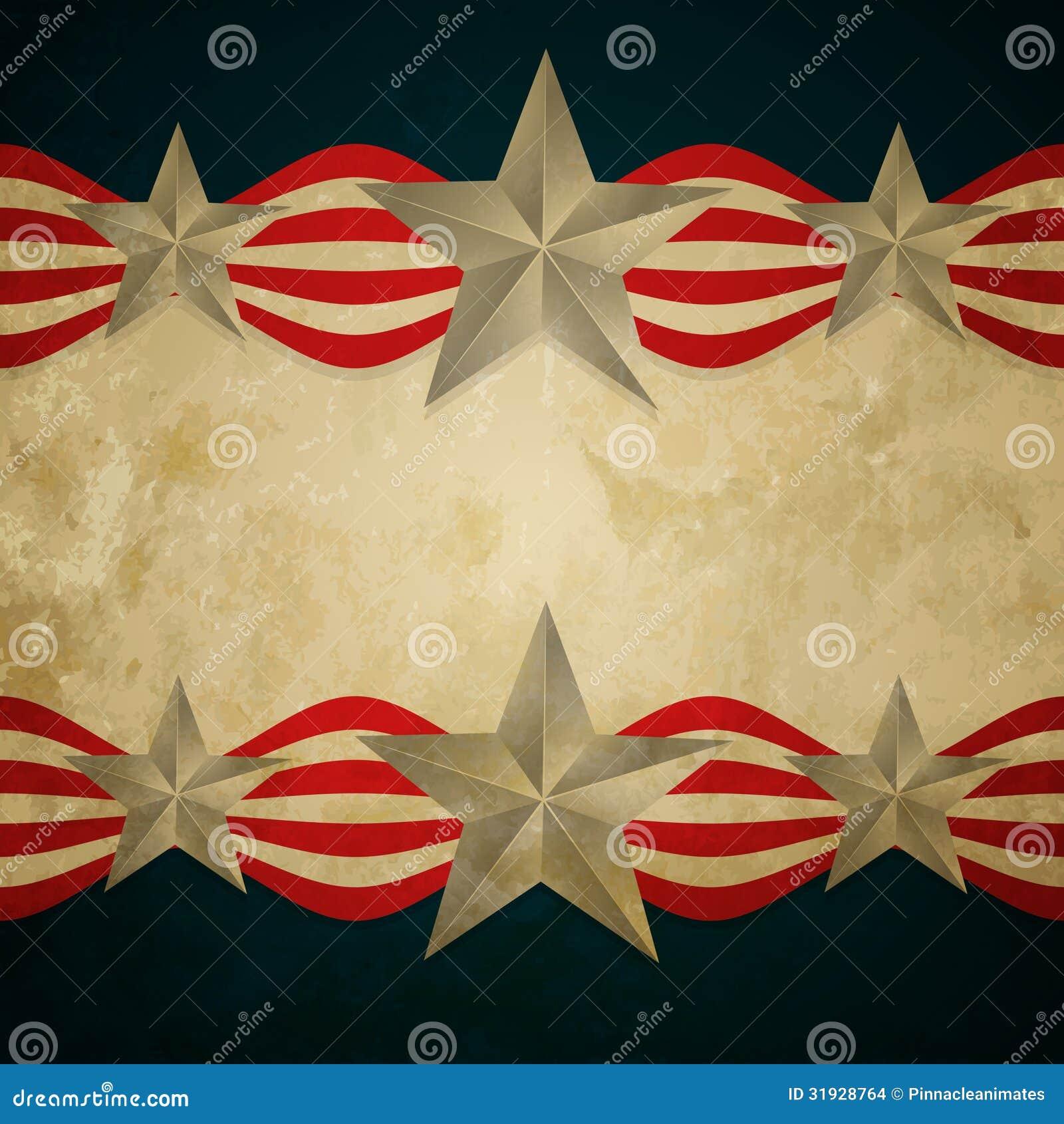 american flag vintage vector - photo #26