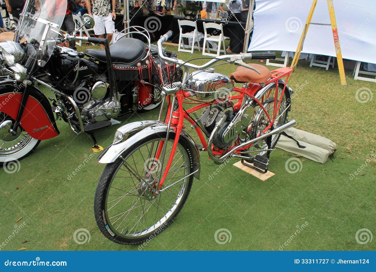 Vintage American Motorcycles 21