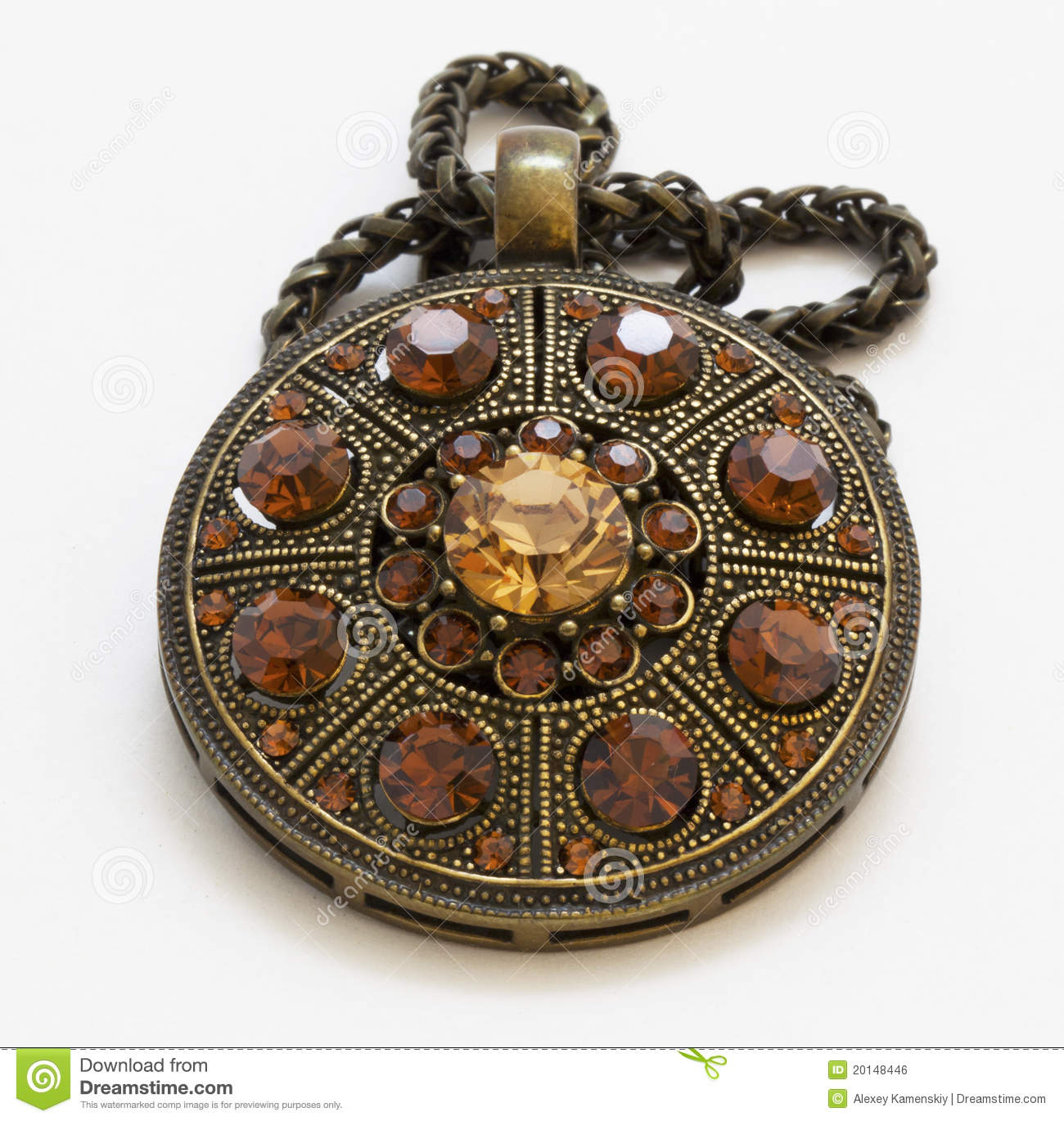 Vintage amulet stock photo  Image of magic, witch, bead - 20148446