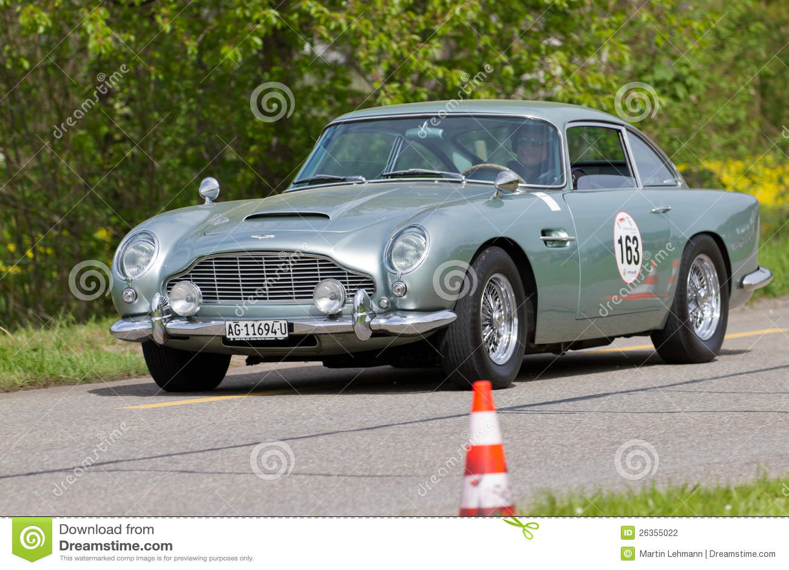 Vintage Aston Martin Db4 Vantage From 1962 Editorial Photography Image Of Historic Motorsport 26355022