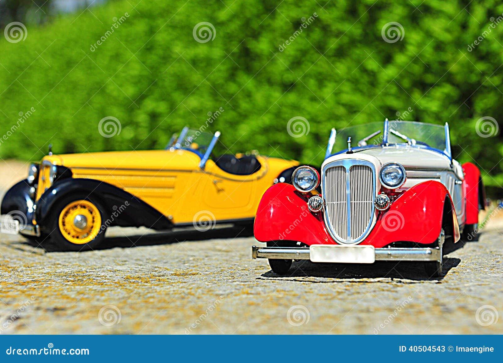 Vintage Audi Roadster Cars Scale Models Stock Image Image Of - Vintage audi cars