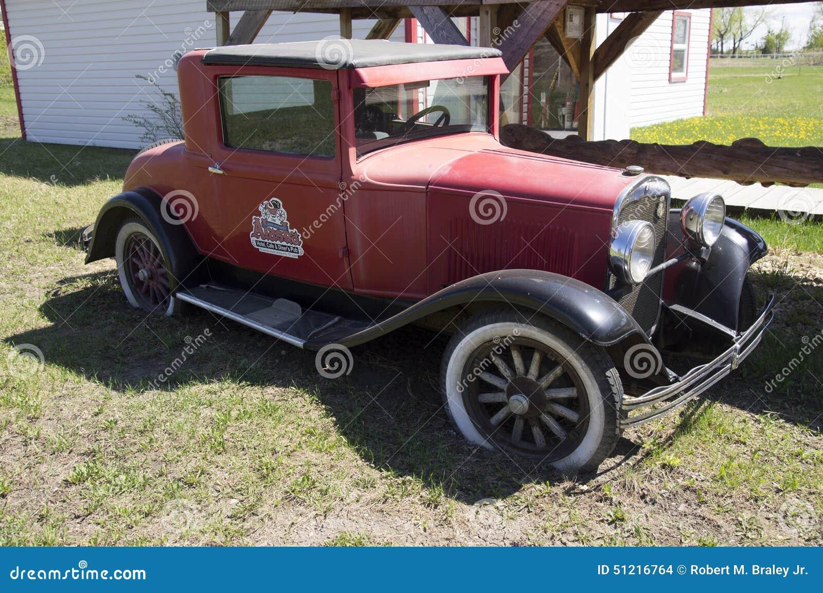 Download Vintage Auto Alaska Highway Editorial Stock Image - Image of alaska, highway: 51216764