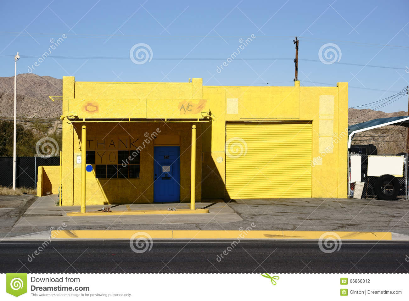 Vintage auto repair picture for Garages and shops