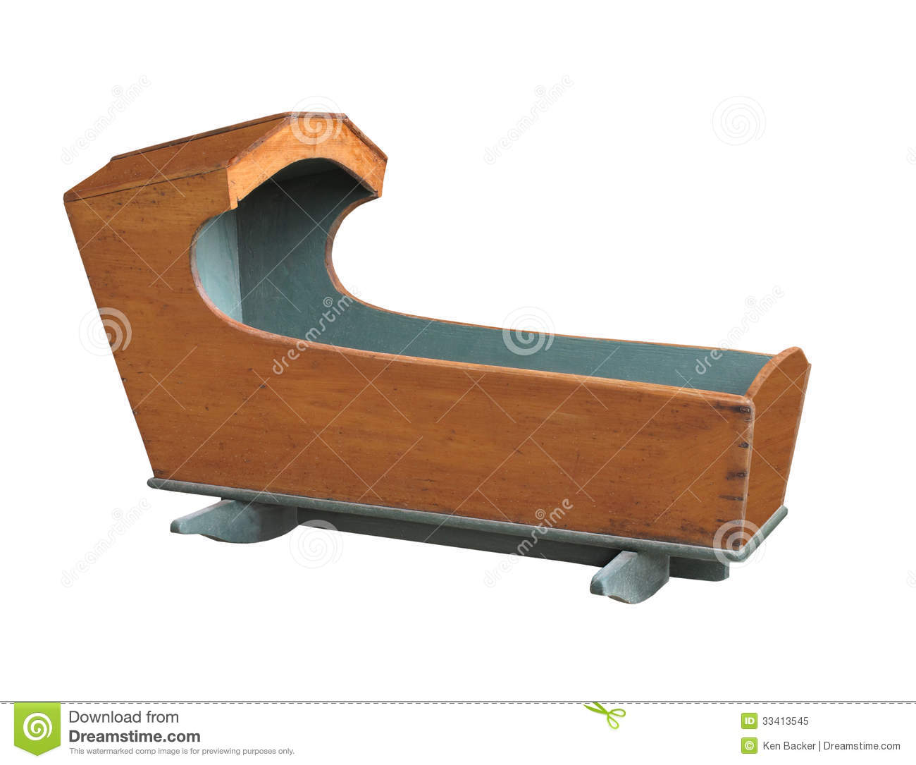 Old Fashioned Baby Beds