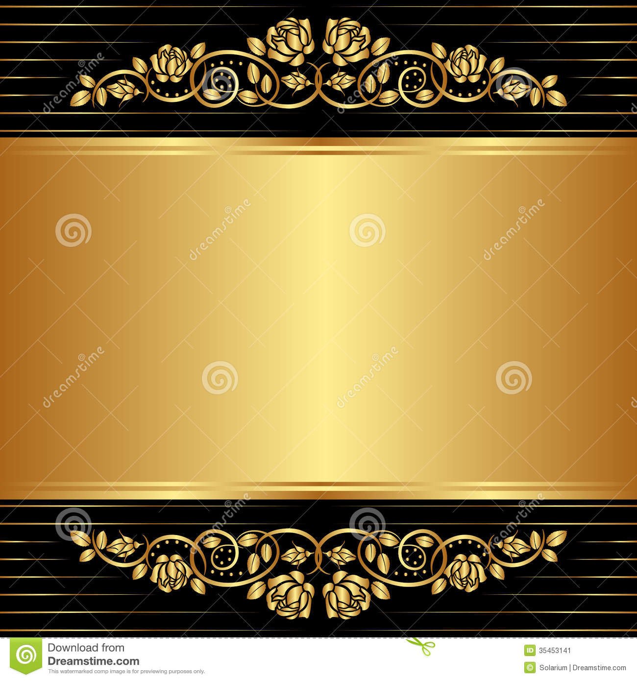 vintage background stock vector illustration of card