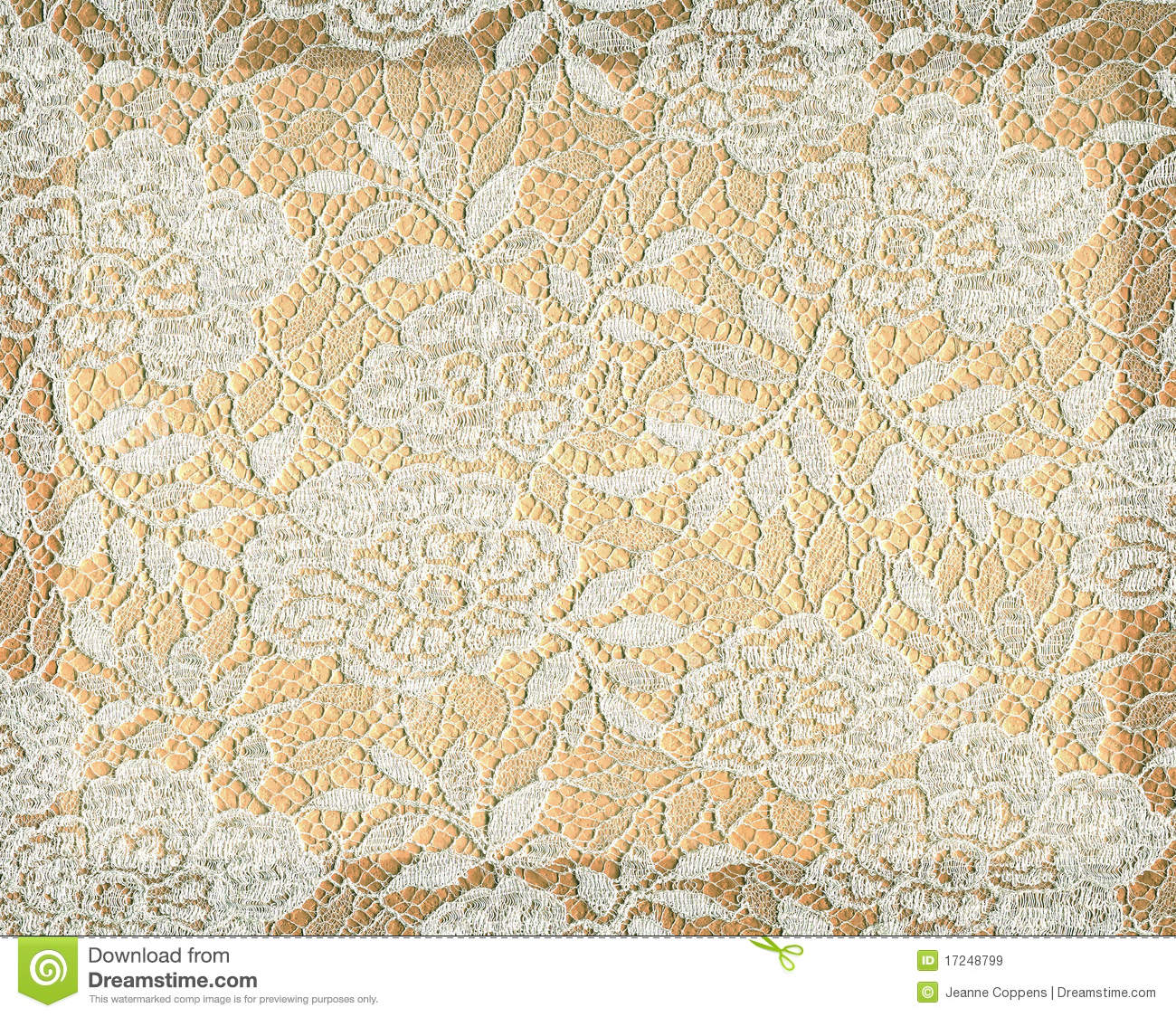 Vintage Background With Lace. Stock Image - Image of form ...