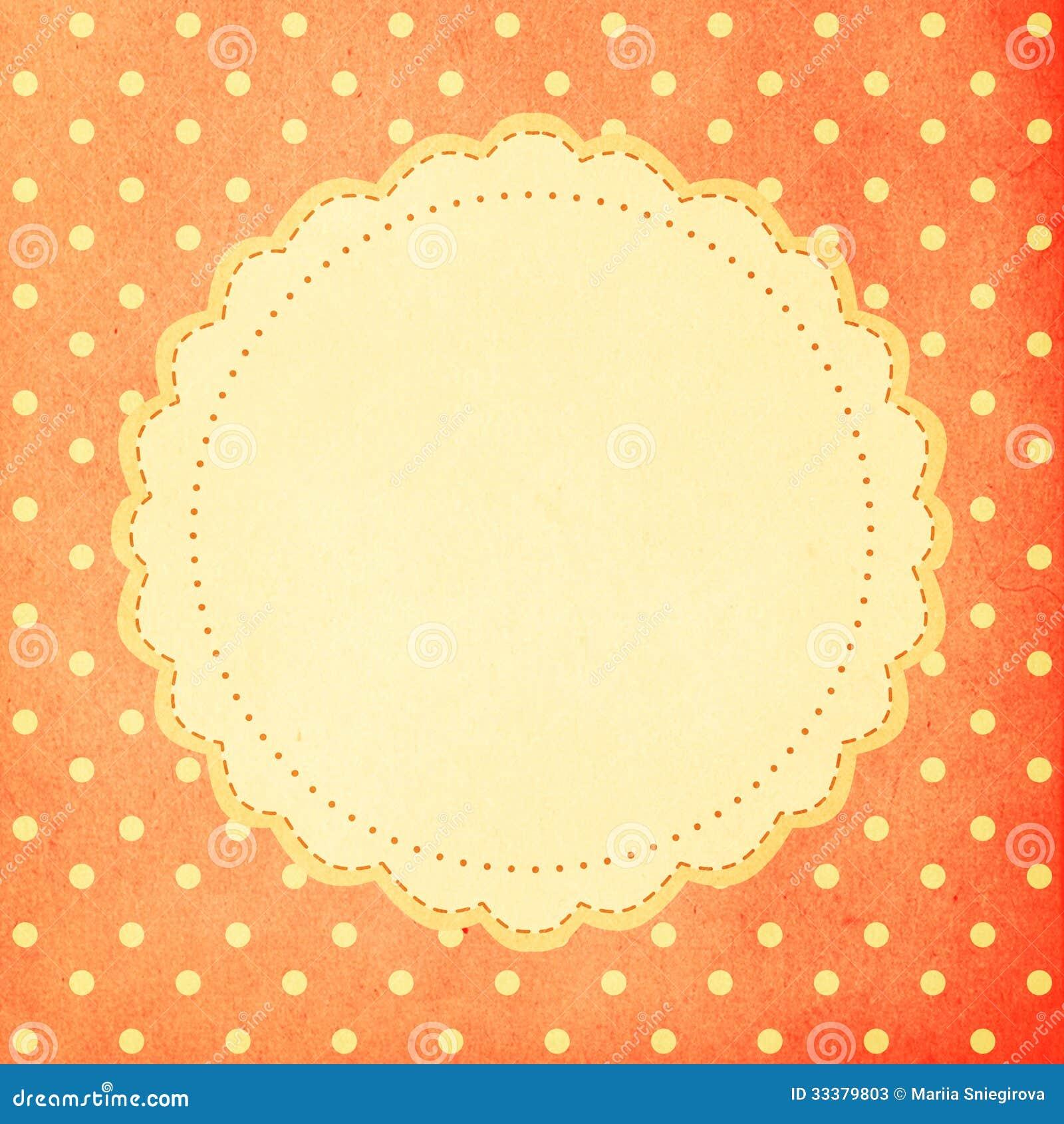 vintage background polka dot style stock photos image