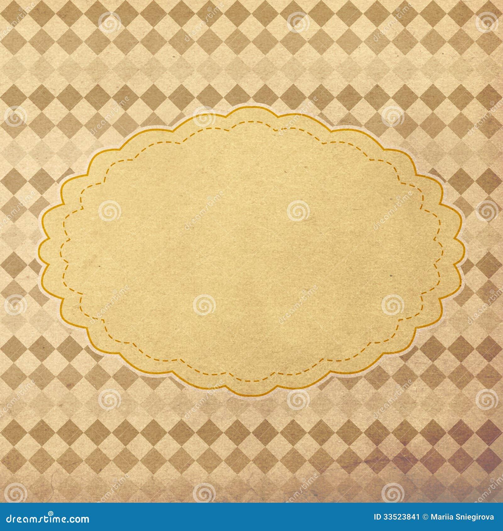 vintage background polka dot style stock image image