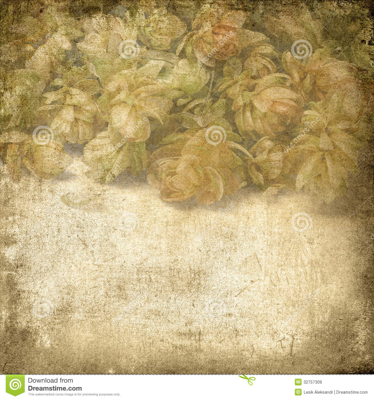 vintage background with texture of paper for any of your