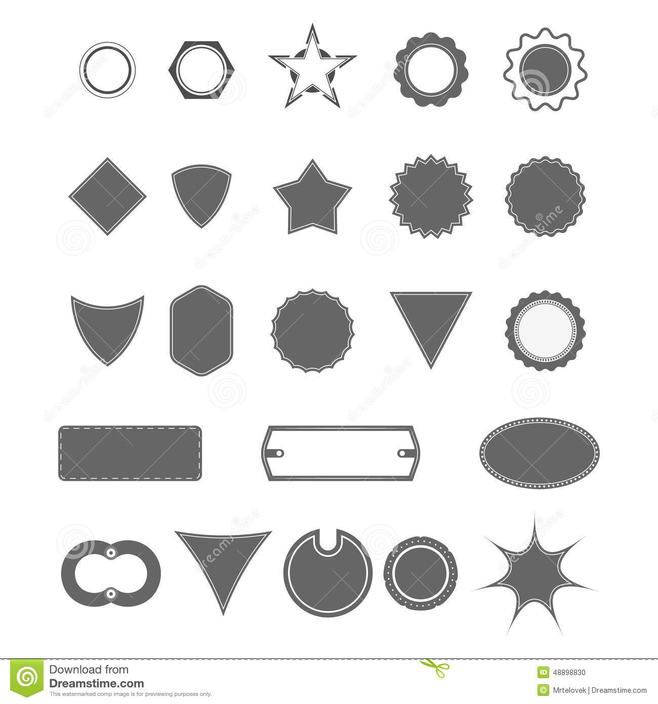 retro shapes images reverse search