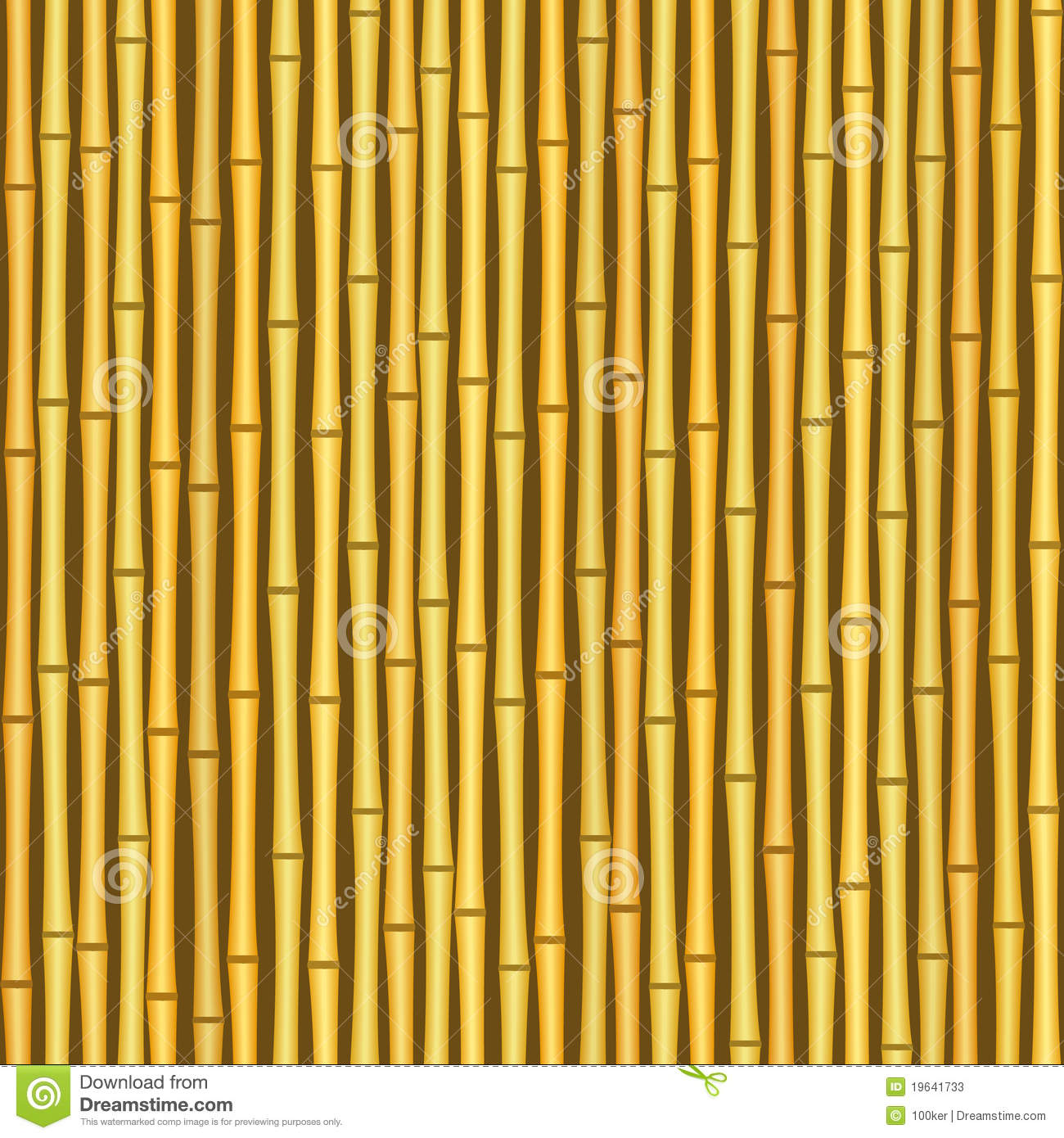 Vintage Bamboo Wall Seamless Texture Background Stock ...