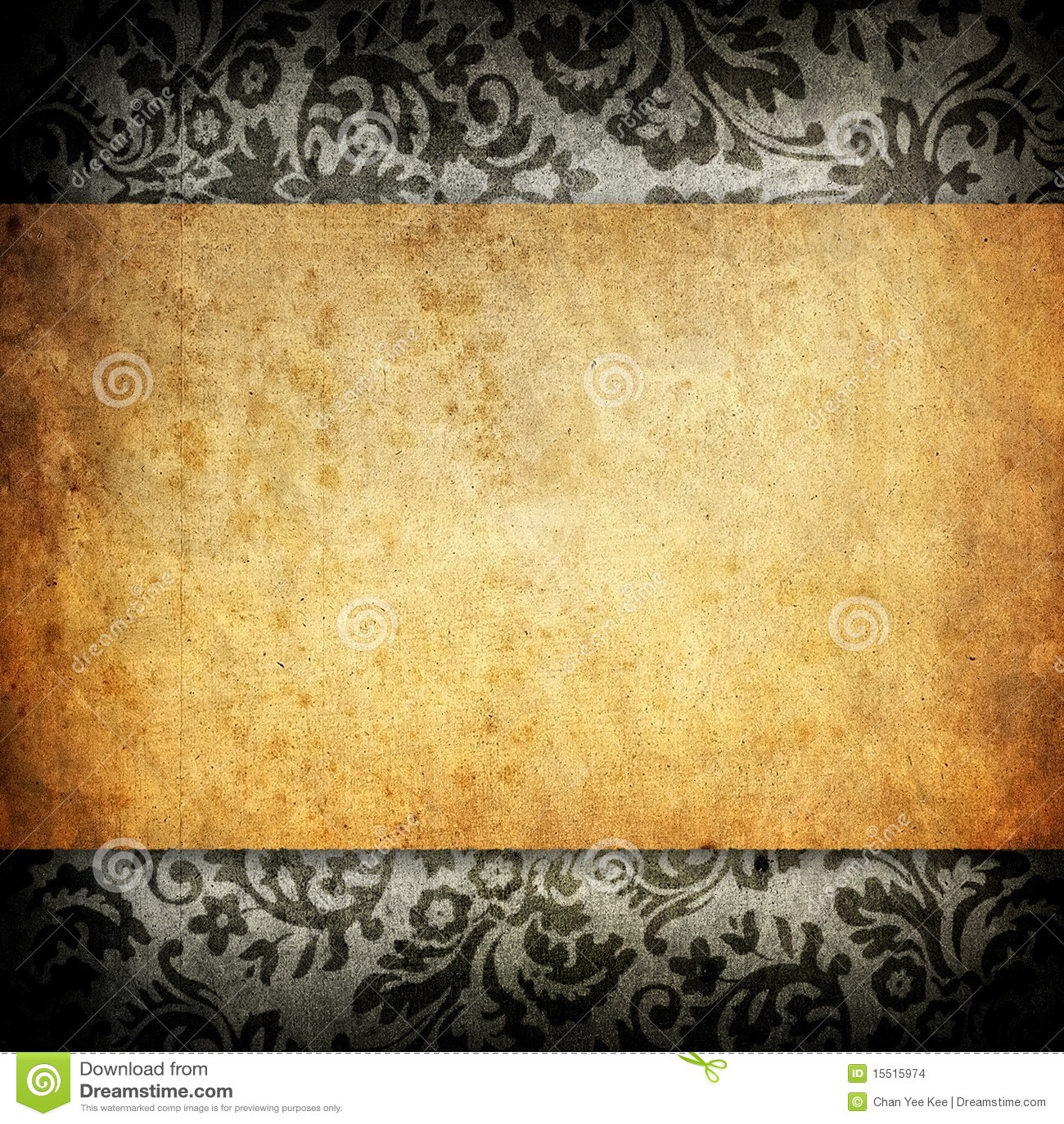 Vintage Banner Background Stock Images - Image: 15515974