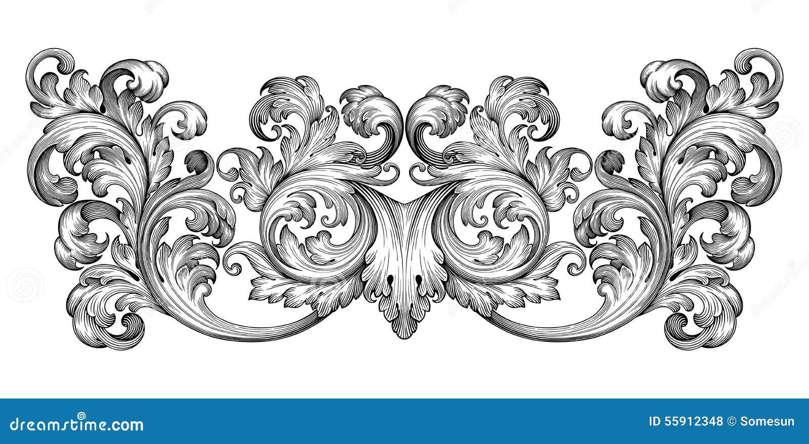 Het ROCOCO een sierlijke grillige lichtvoetige stijl