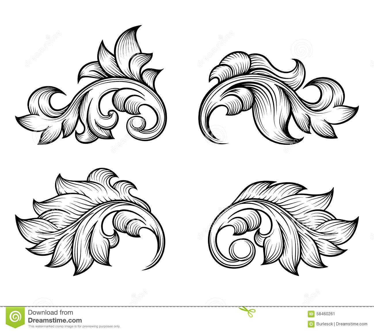 New School Tattoo Flash further 3 Bedroom House Floor Plans In Kenya also Stock Photo Leisure Travel Recreation Icon Set Image22760060 in addition Stock Illustration Sketch Design House Vector Image Illustration Can Be Scaled To Any Size Loss Resolution Image Will Image41895001 additionally Stock Illustration Vintage Baroque Scroll Leaf Set Engraving Style Element Ornate Decoration Filigree Floral Vector Illustration Image58460261. on 3d house plans