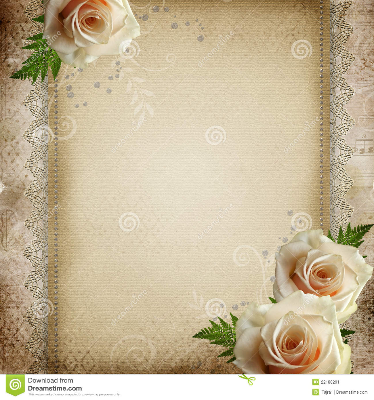 Vintage Beautiful Background Stock Image Image 22188291