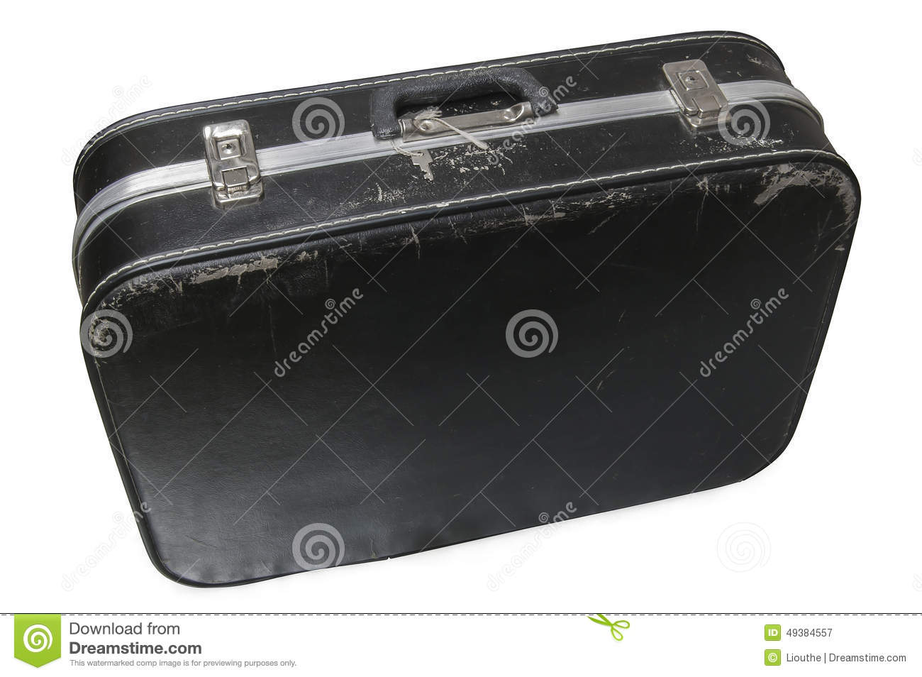 Black Suitcase Stock Photo - Image: 11710620