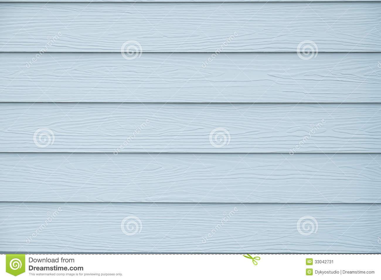 Vintage Blue Wood Texture Background Of House Wall Stock