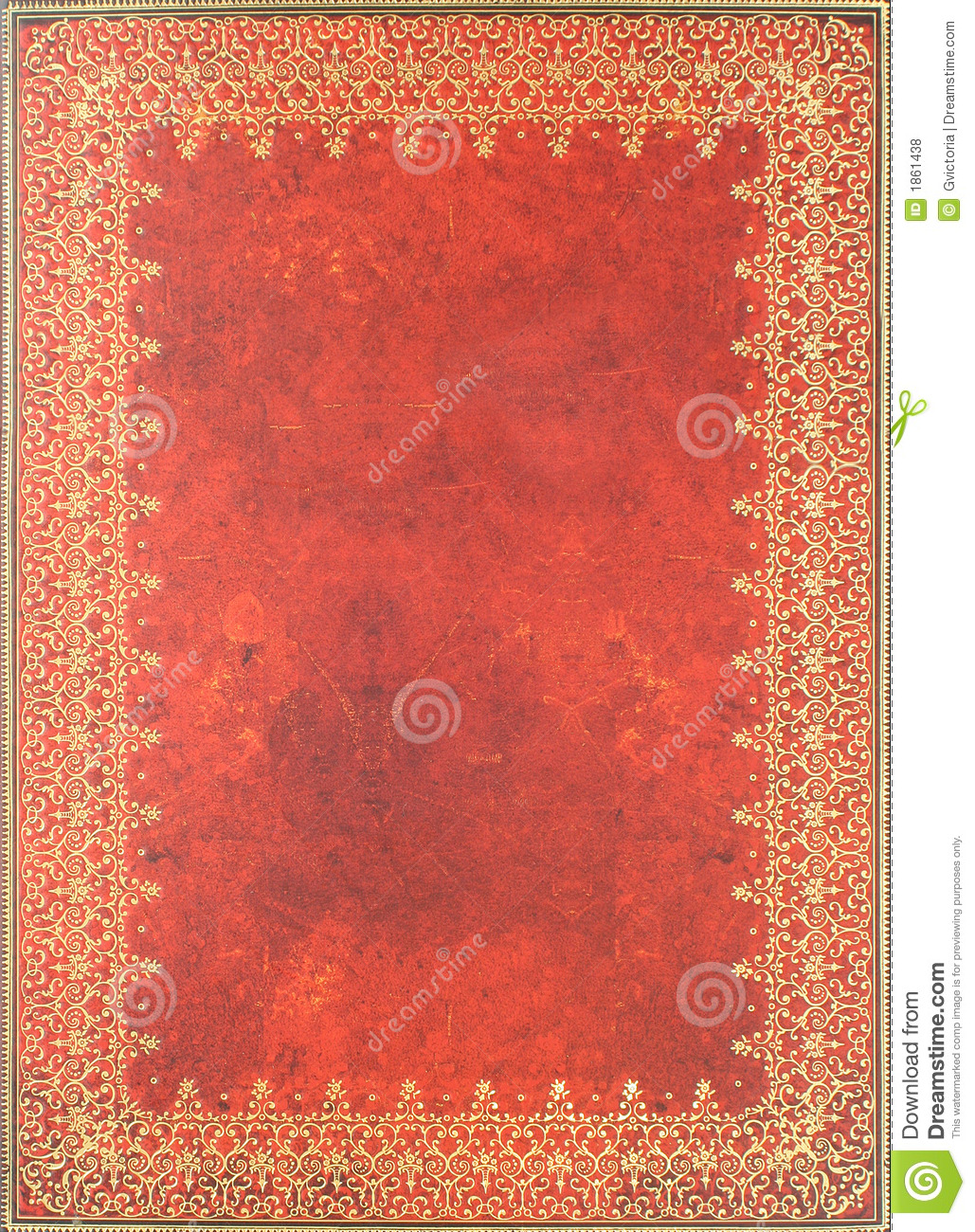 Vintage Book Cover Background : Vintage book background stock photo image of