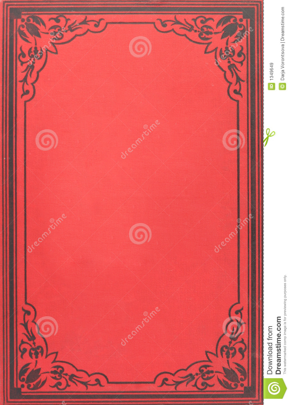 Book Cover Stock Art : Vintage book cover royalty free stock images image