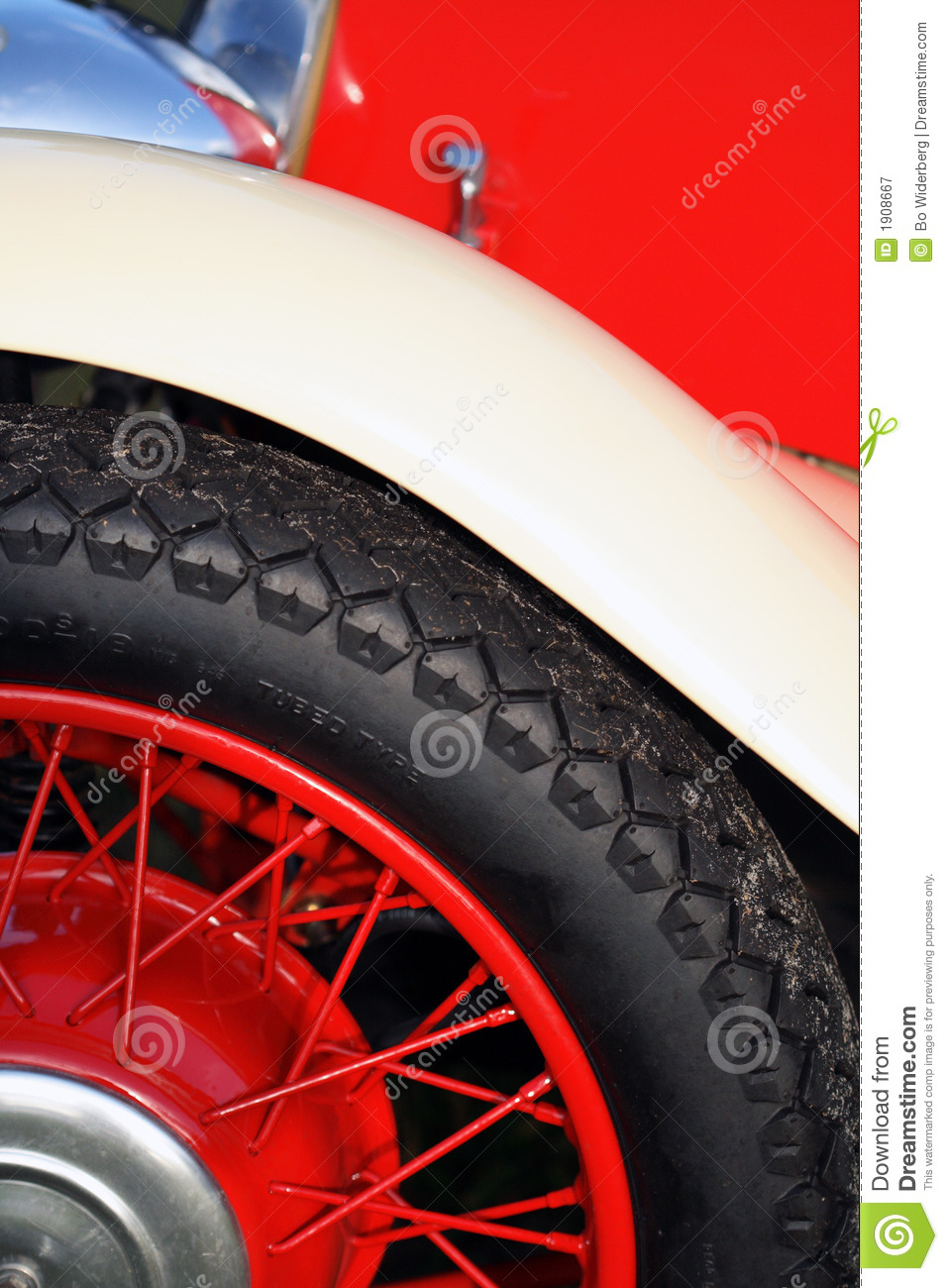 Tire For Less >> Vintage British Car, Fender, Wheel, And Tire Stock Image - Image of tire, abstract: 1908667