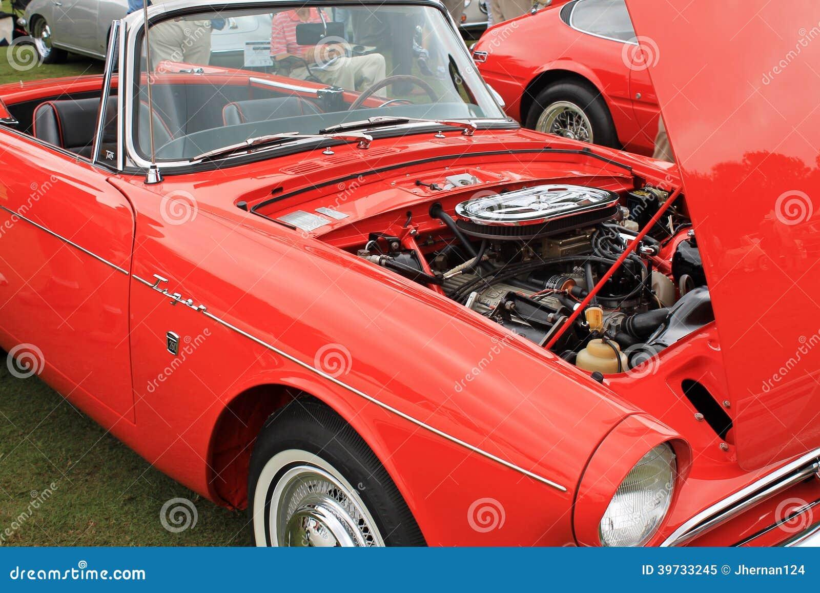 British Car Show South Florida